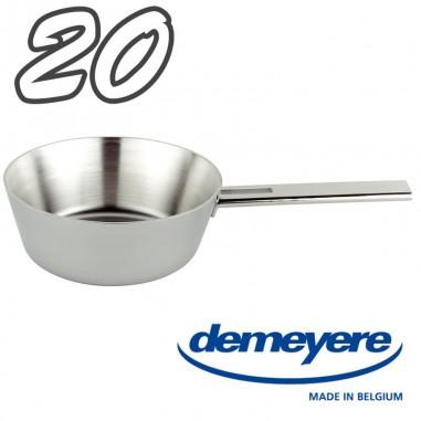 Casseruola manico 20 cm - Demeyere J....