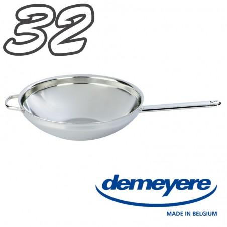 Wok piatto 32 cm - Demeyere J. Pawson