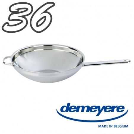 Wok piatto 36 cm - Demeyere J. Pawson