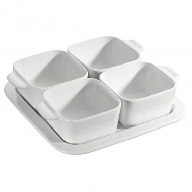 Set aperitivo bianco